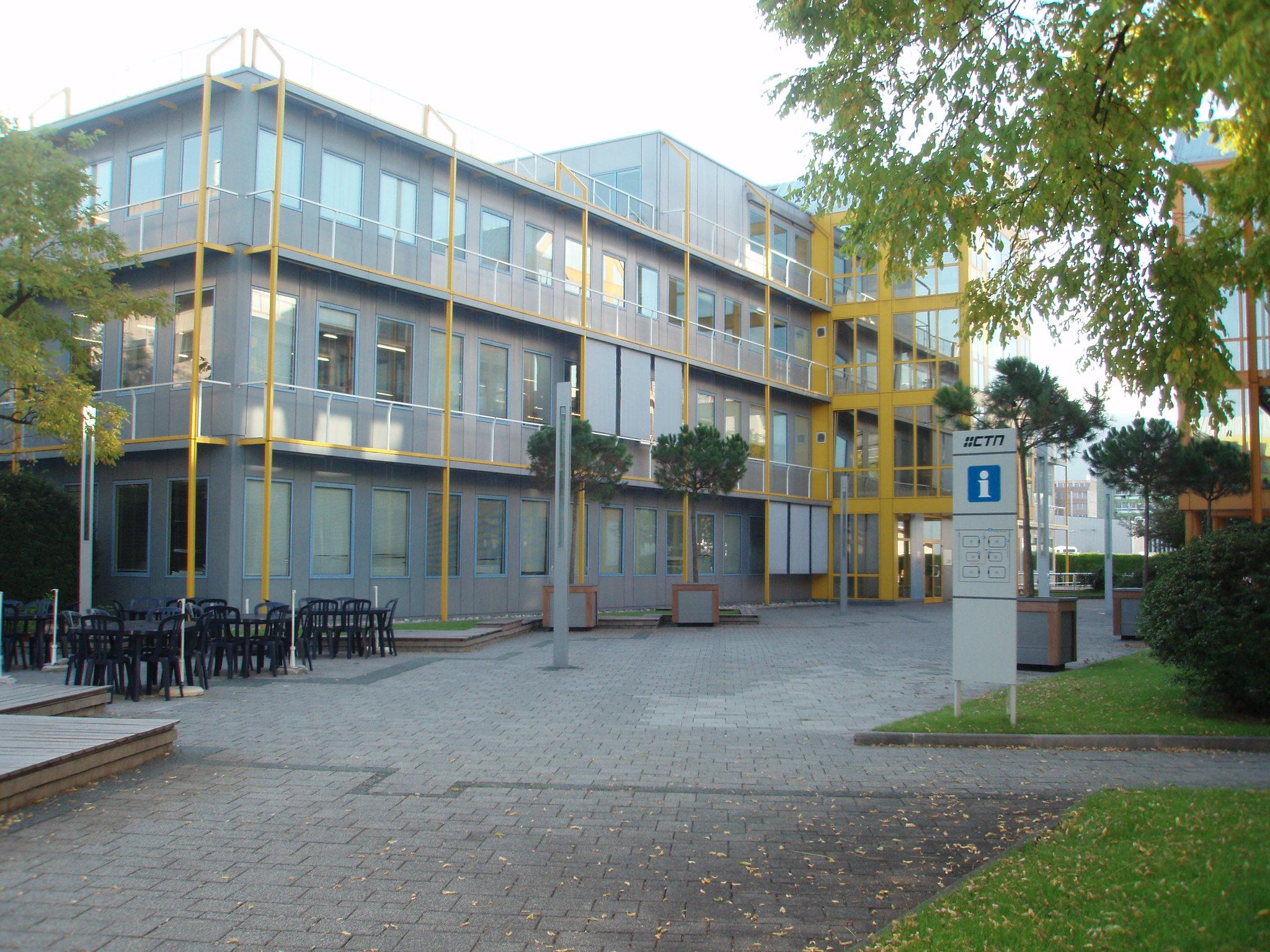 Sídlo firmy LEM SA v Ženevě